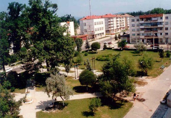 Parcul-central